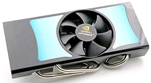 xiaoxioaguo GTX950/750Ti/750/650/550 HD7870/7850 R9 270 enfriador de tarjetas gráficas porosas