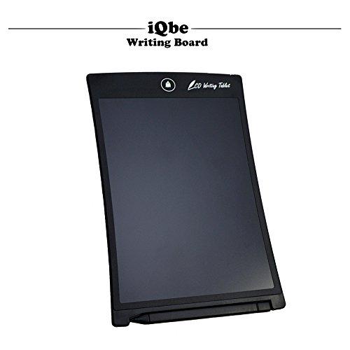 『iQbe 電子メモパッド 電子メモ帳 デジタルペーパー LW01-BK ブラック』の1枚目の画像