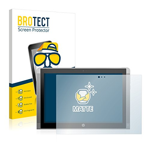 BROTECT 2X Entspiegelungs-Schutzfolie kompatibel mit HP Pavilion x2 2015 Bildschirmschutz-Folie Matt, Anti-Reflex, Anti-Fingerprint