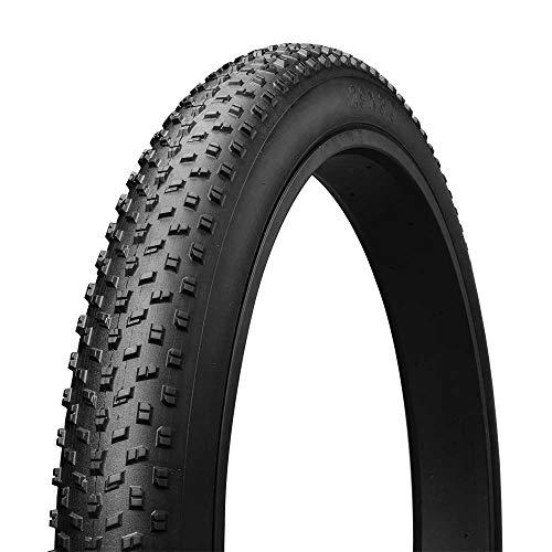 Chaoyang Pneu neige pour fatbike 26x 4.90 Rigide Noir (pneus fatbike)