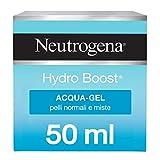 Neutrogena Hydro Boost, Acqua Gel, Acido Ialuronico Idratante,...