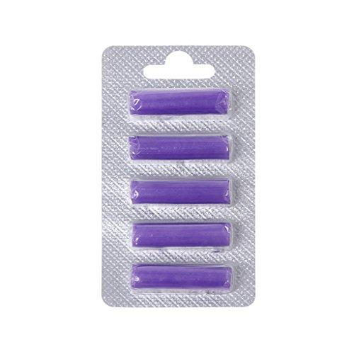 Dabixx 5 Piezas Aspiradora Hoover Bolsas Ambientador Perfume Perfume Perfume Palos