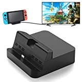FYOUNG - Cargador para Nintendo Switch con HDMI, Switch TV Dock y Soporte de estación de Carga para Switch Consola