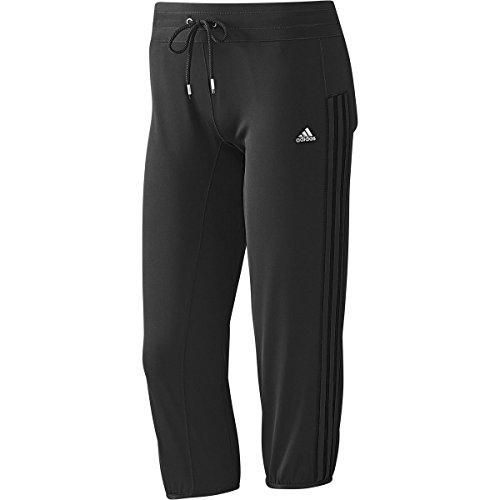 adidas Damen Climacool 3/4 Hose Fitness Sporthose (Black, XS)