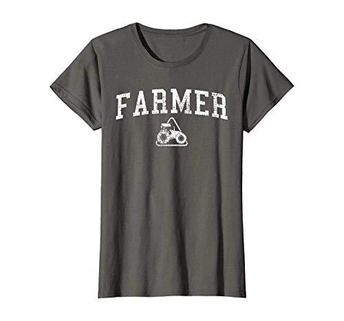 Sports T-Shirt Farmer Tractor T