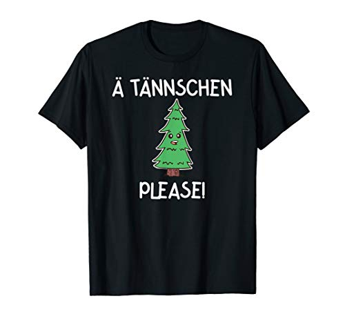Ä Tännschen Please - Attention Please - Sächsich Englisch T-Shirt