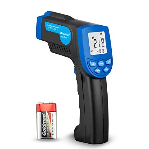 Termómetro infrarrojo industrial HOLDPEAK 320