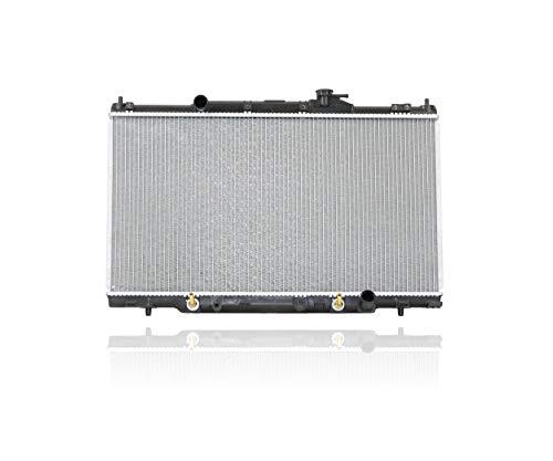 Radiador–Enfriamiento directo para/Fit 244302–06Honda CRV 03–06Elemento de plástico tanque núcleo de aluminio