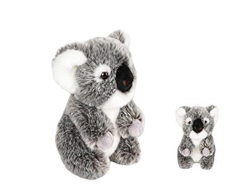 Always23 Koala Plush, Teddy Bear Stuffed Koala Plush Toy, Grey, Stuffed Animal, 7'' Inch, Koala Stuffed Animals,