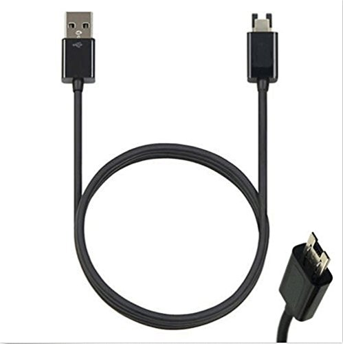XMY New Black 1M 13Pin USB Data Charging Cable Kabel For Asus Padfone 2 A68 NEW