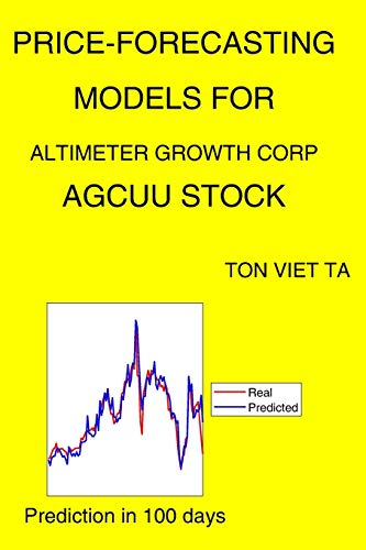 Price-Forecasting Models for Altimeter Growth Corp AGCUU Stock