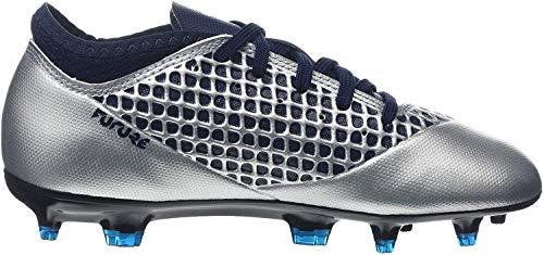PUMA Future 2.4 FG/AG Jr, Zapatillas de Fútbol Unisex Niños
