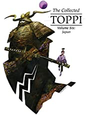 The Collected Toppi 6: Japan