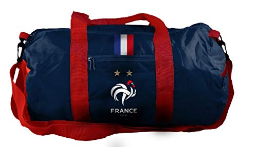 Equipe de FRANCE de football Sac de Sport FFF - Collection Officielle