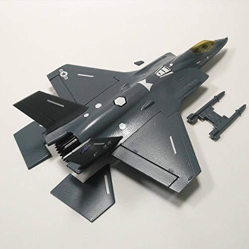 N-B Mando a Distancia 50mm EDF Jet Aircraft F16 F18 F22 F35 F86 L39 Kit Solo Cuerpo