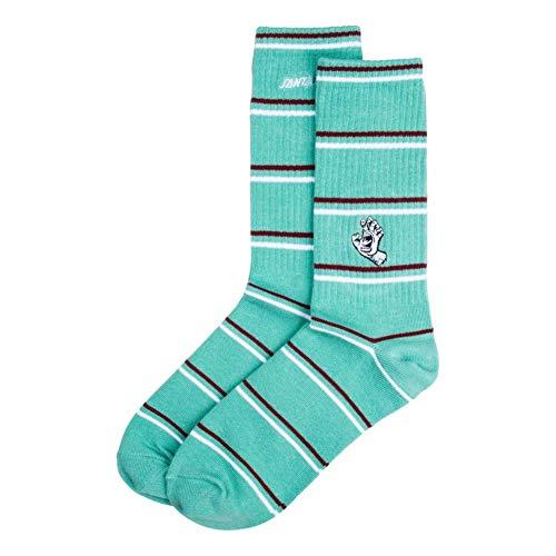 Santa Cruz, Mini outline hand sock, Mint - TU