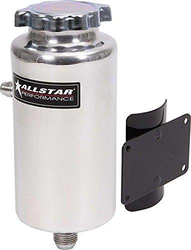 Allstar Power Steering Tank with Flat Mount