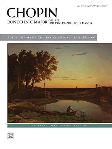 Rondo in C Major, Op. 73 | Piano | Book (Alfred Masterwork Library)