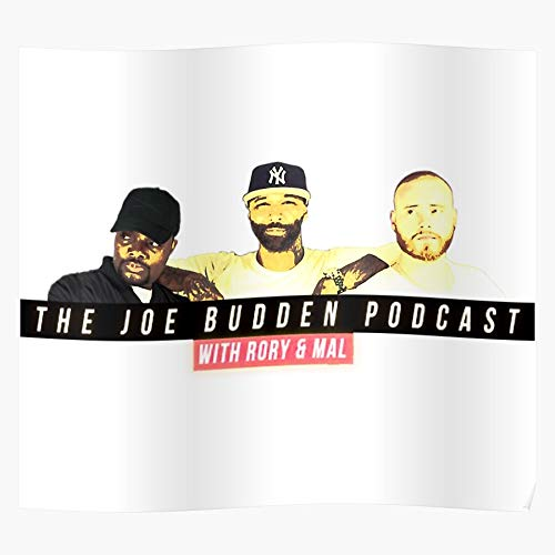 ARCHERS Complex Rory Budden Dj Podcast Mal Akademiks Joe The and The Best and Style Home Decor Wall Art Print Poster with only Size 16x24 inch