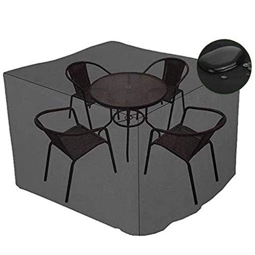Accesorios para el hogar Fundas para muebles de jardín Impermeables 225x116x82cm Funda para muebles de patio Rectángulo Tela Oxford Durable Anti-UMesa de picnic al aire libre Mesa de centro 2 color