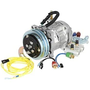 Amazon.com: All States Ag Parts Parts A.S.A.P. Air Conditioner Compresser  Conversion Kit Sanden Style Compatible with John Deere 4630 4440 7720 8430  4040 4430 4240 8630 6620 8440 8640 4230 4350: Garden & OutdoorAmazon.com