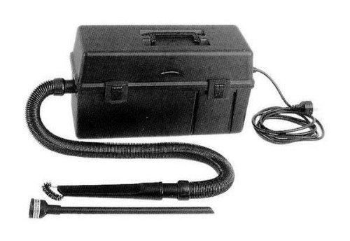 3M Service Toner-Staubsauger, Kunststoff-Gehäuse, schwarz