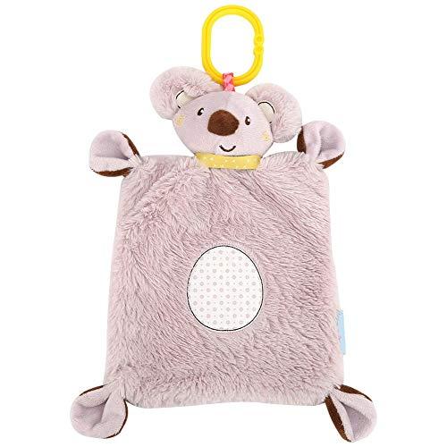 Kleine kinderen knuffeldier verzbelangrijke handdoek zachte leuke koala-vorm slapen droosten dier pop deken veiligheid speelgoed voor meisjes jongens