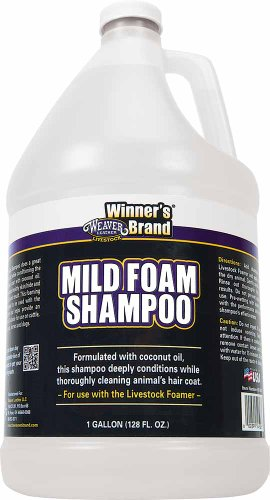 Weaver Leather Livestock Mild Foam Shampoo