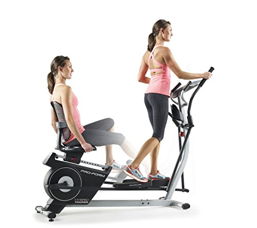 Proform Hybrid Trainer 2-In-1 Elliptical And Recumbent Bike