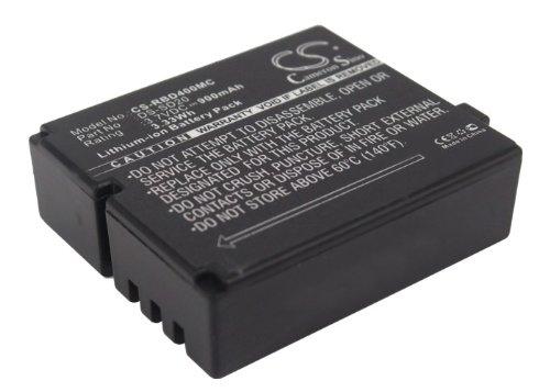 Batería para cámara, para [AEE] SD18, SD19, SD20, SD21, SD22, SD23, [Astak]...