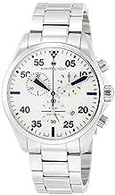Hamilton Khaki Pilot Chronograph Silver Dial Men's Watch H76712151