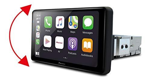 Pioneer SPH-EVO93DAB-UNI (bewegliches Panel) 1DIN 9'' Modular Mediacenter mit DAB+, Apple CarPlay, Android Auto, WiFi, HDMI, Bluetooth