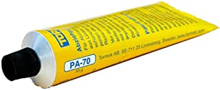 Honing Compound PA70 for Use with Tormek Sharpening Grinders T-7,  T-4,  and T-3,  and also other leather strops. Creates Razor Sharp Edges on Knives and Tools.