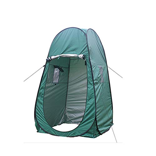 Coco Pop-up Camping Douche Tent, Draagbare Dressing Room Privacy Tent Outdoor Beach Toilet en Indoor Draagtas met Windows, 6.4 ft.
