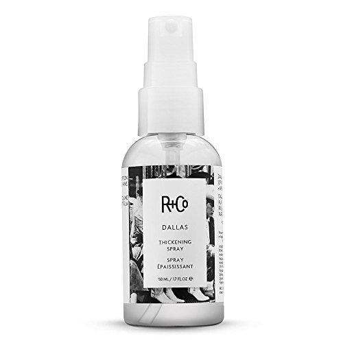 R+Co Dallas Travel Size Thickening Spray, 1.7 Fl Oz