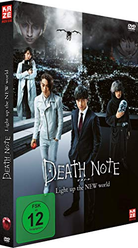 Death Note - Light Up the New World - [DVD]