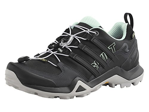 adidas outdoor Terrex Swift R2 GTX Black/Black/Ash Green 9.5