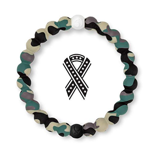 Lokai Veterans Cause Collection Bracelet, Beige, 6.5' - Medium