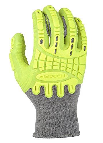 Madgrip Pro Palm Utility-Handschuhe, Größe M, Schwarz, PPTHVYRM-HIVSYL