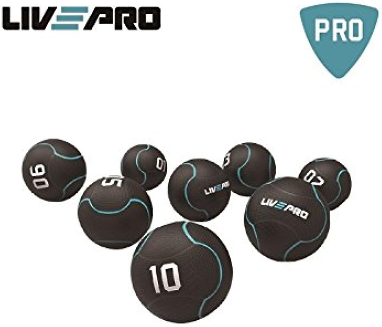 LivePro - Palla Medica 5kg SOLID Medicine Ball