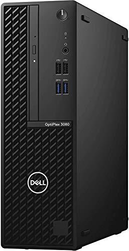 Dell OptiPlex 3080 Desktop Computer - Intel Core i5 10th Gen i5-10500 (6 Core) - 8 GB RAM DDR4 SDRAM - 1 TB HDD - Small Form Factor - Windows 10 Pro - Intel UHD Graphics