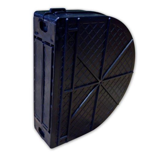 Mauerkasten für Wickler 13,5cm MAXI-Gurtband 20-24mm