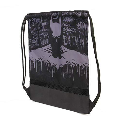 Karactermania Batman Gotham sacca Storm Bolsillo Suelto para Mochila 48 Centimeters Multicolor