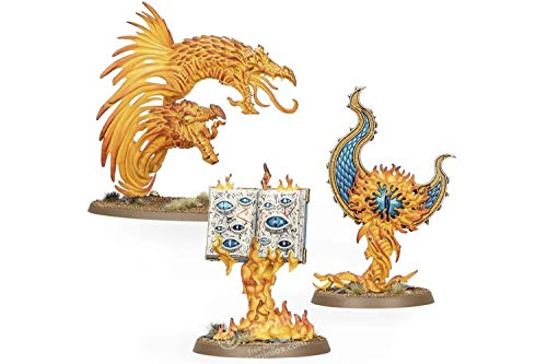 Warhammer Age of Sigmar Games Workshop Disciples of Tzeentch Endless Spells