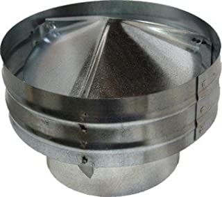 Commercial Gravity Roof Vent - Globe (16 Inch) (GGV16)