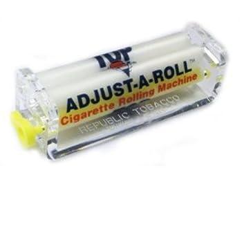 TOP Premium Cigarette Rolling Machine Adjust-A-ROLL 70MM Pack of 1