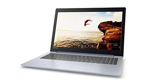 Lenovo Ideapad 320-15AST - Ordenador Portátil 15.6' HD (AMD A9-9420, 4 GB RAM, 128 GB SDD, AMD Radeon R5, Windows 10 Home) Azul - Teclado QWERTY Español