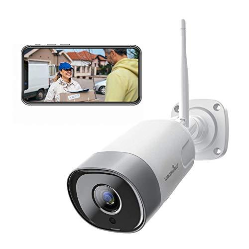 Wansview, telecamera di sorveglianza per esterni, WLAN IP, 1080P, WiFi IP66, impermeabile, con...