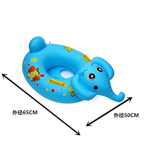 APig flotador elefante apoyabrazos y asiento,dimension interior 24cm, dimesion exterior 60cm para niños de 2-8 años.