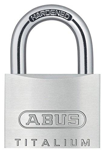 ABUS 585340-54TI/40hb63_ka5413 hangslot Titalium extra lang 40 mm met dezelfde sleutel